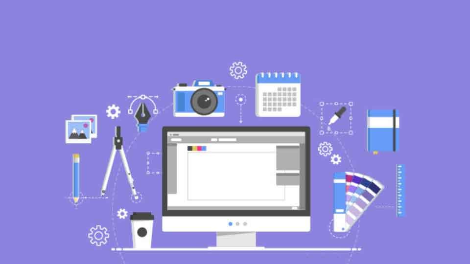 common elements in web design