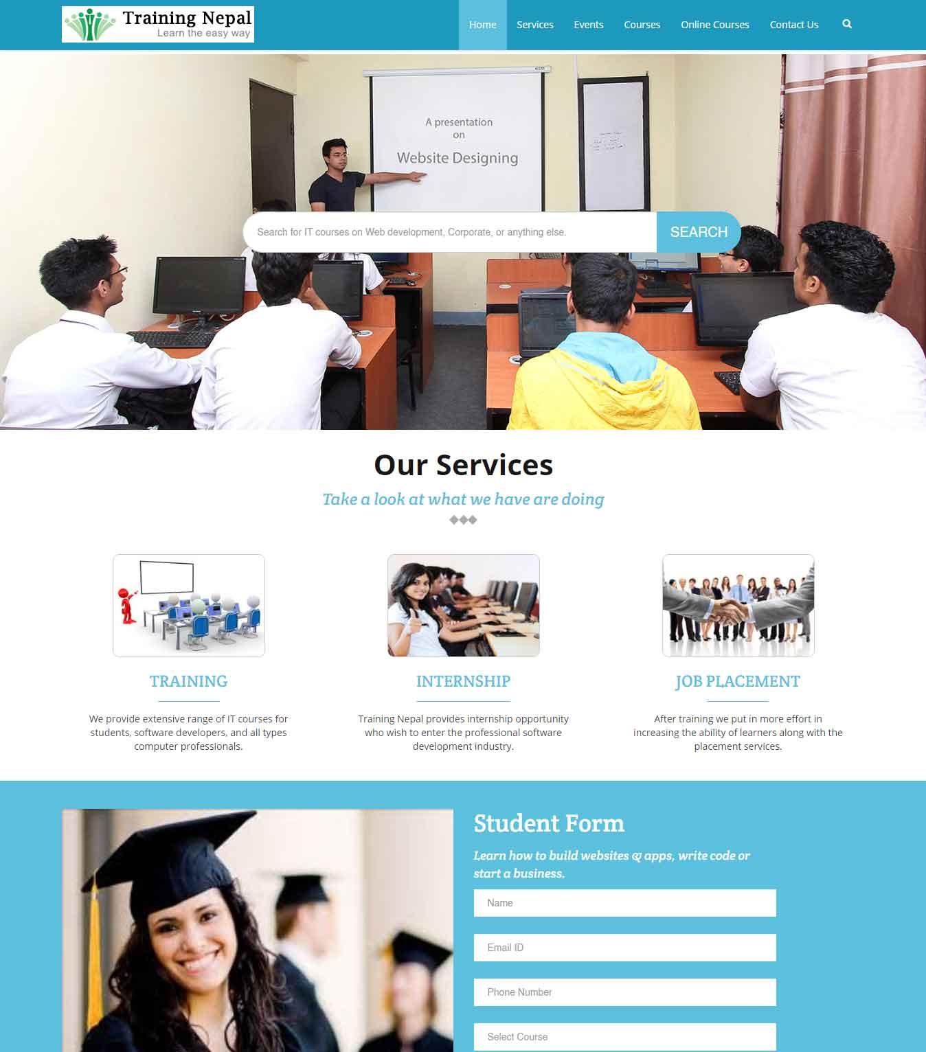 IT Training Nepal