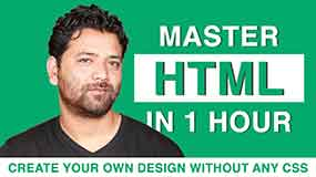 Master HTML In 1 Hour