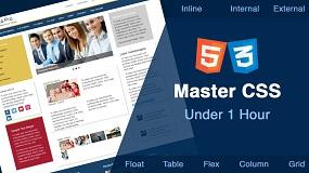 Master CSS Under 1 Hour